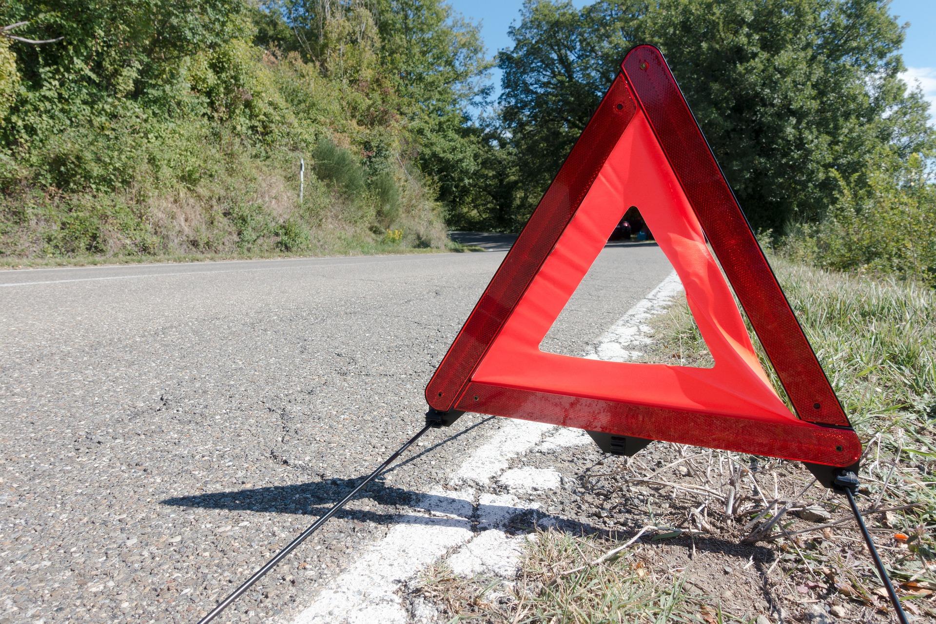 Que faire en cas d'accident de la circulation ?
