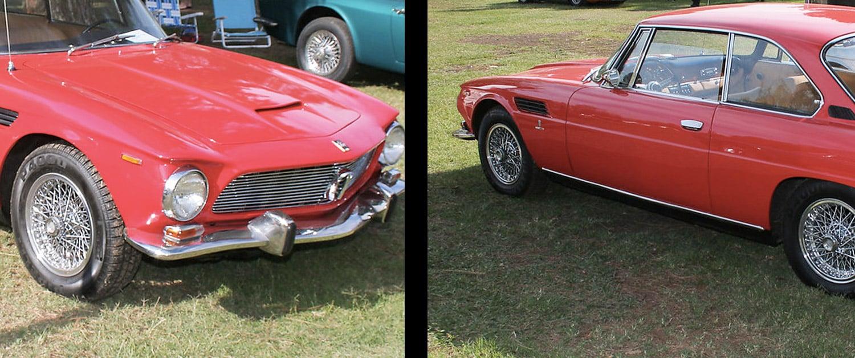 Les grands designers automobiles italiens - Giugaro, Partie I 1