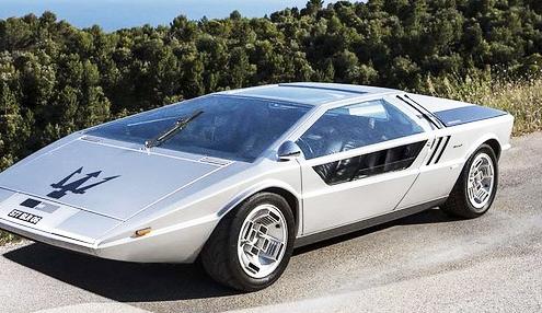 Les grands designers automobiles italiens - Giugaro, Partie I